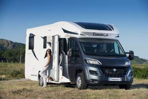 2016 Chausson Welcome 727GA